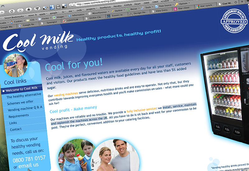 websites : cool website for cool milk